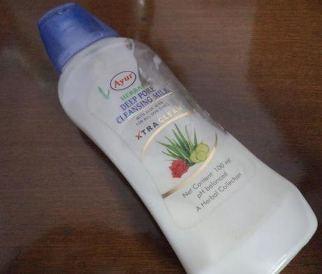 Ayur Deep Pore Cleansing Milk