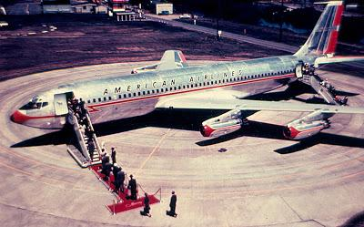 Airline Livery History New American Airlines Livery