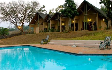 Sibane Hotel Swaziland, one of the most romantic hotels in the world