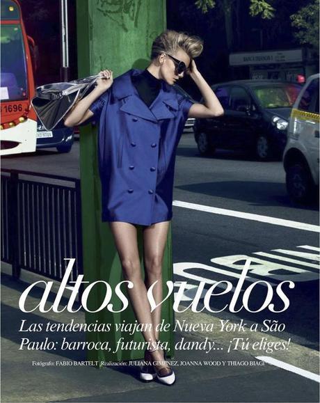 Caroline Trentini by Fabio Bartelt for Vogue Mexico February 2013 6