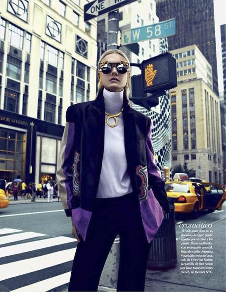 Caroline Trentini by Fabio Bartelt for Vogue Mexico February 2013 3