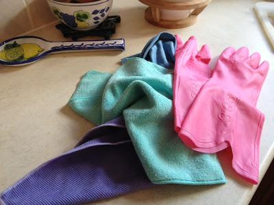 Glamorous Cleaning for the Domestic Goddess in You! A Bizzybee Review