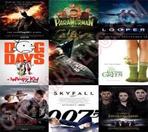 top five movie site