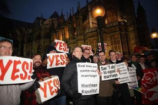Same-Sex Marriage in the Courts (of Public Opinion, and Otherwise)