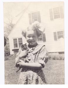 mom kitten