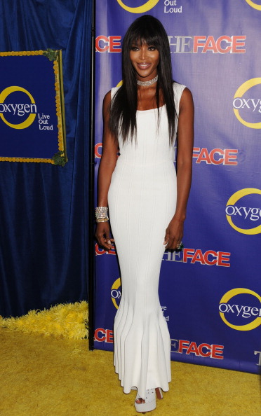 Celeb Style: Naomi Campbell attended 'The Face' Series Premiere...
