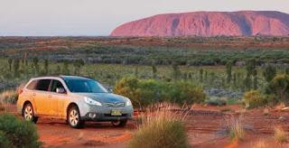 Guest Post: Driving Through The Australian Outback