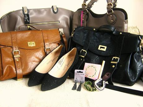 Haul-Handbags and other bits