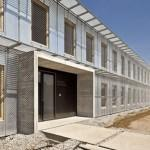 Student Housing in St.Cugat by H Arquitectes and dataAE