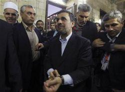 AhmadinejadInEgypt