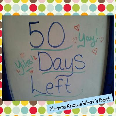 Pregnancy Week 31: T-Minus 50 Days!