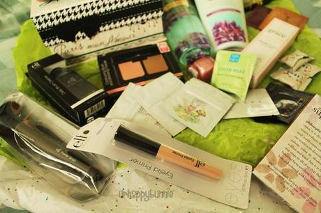 Gifts from Lipstick Traces!
