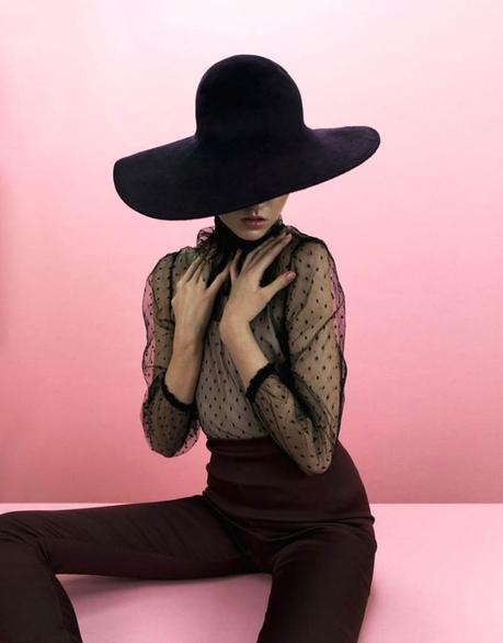 Anastasia Ivanova by Nikolay Biryukov for Used Magazine Online 3