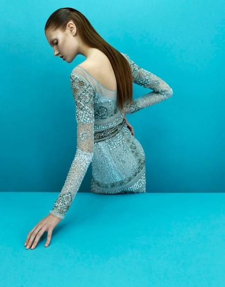 Anastasia Ivanova by Nikolay Biryukov for Used Magazine Online 5