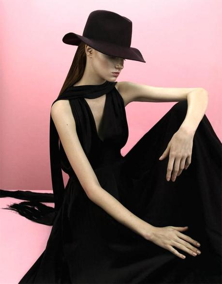 Anastasia Ivanova by Nikolay Biryukov for Used Magazine Online 4