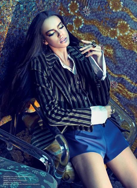 Hind Sahli by Micaela Rossato for Arise Magazine #19 3