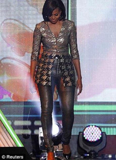 Michelle Kid's choice award 3_31_12