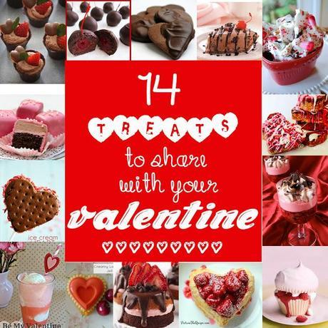 14 Treats For Your Valentine