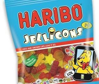 Haribo JELLICONS Review