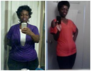 Tonya's Successful Weight Loss Story and Photos
