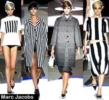 marcjacobsblackandwhiteFashion 2013: Going Black & White