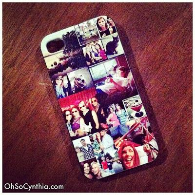 Win a free customized case from Casetagram for your mobile device