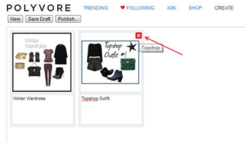 Polyvore Guide for Retailers & Brands: Collections