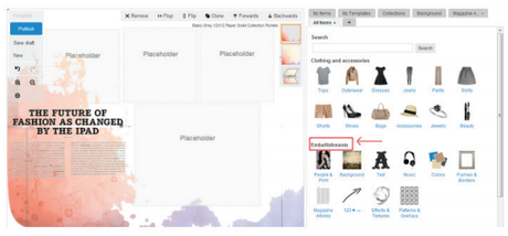 Polyvore Guide for Retailers & Brands: Templates