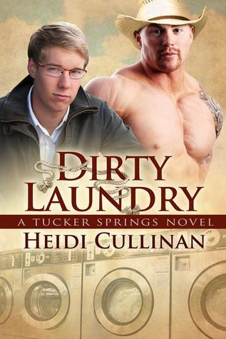 Book Review: Dirty Laundry by Heidi Cullinan