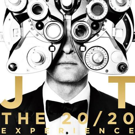 Justin Timberlake – The 20/20 Experience (Album Cover x...