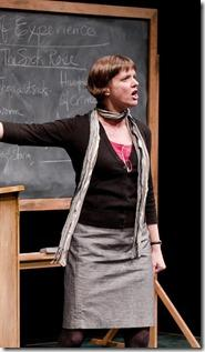 Review: There Is A Happiness That Morning Is (Theater Oobleck)