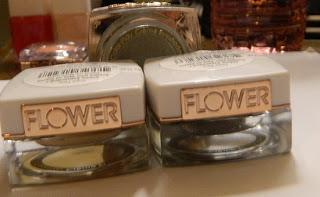 Just In: Flower Cosmetics (Pictures Galore)