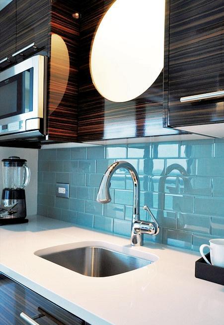 Sky-Blue-Glass-Subway-Tile-Kitchen-Backsplash