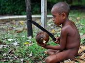 Papua Guinea: Kids Knives
