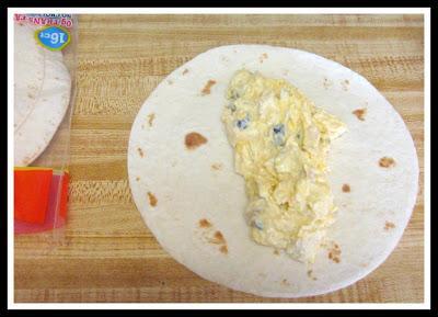 Muenster Cheese Chicken Enchilada
