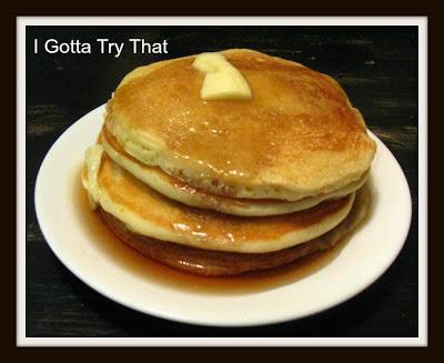 International Pancake Day