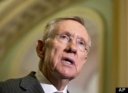 Harry Reid Repeats Incorrect Claim On $2.6 Trillion Cuts