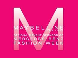 Maybelline New York is once again the official sponor of Mercedes-Benz Fashion Week in New York City and worldwide......Read more about Maybelline in Sharrie Williams interview on Icon vs. icon, all things Pop Culture.