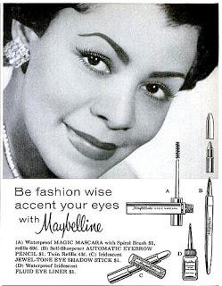 Who was Maybelline's first Black Model?   BEAUTY SECRETS ARE EVERY GIRLS PASSION,