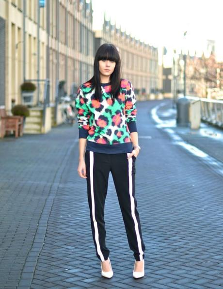 bright leopard print trend sports luxe kenzo print