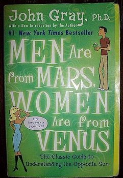 Men And Women Are Both From Planet Earth