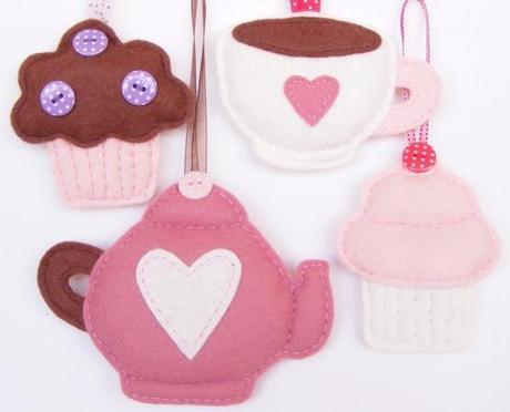 Top 10 Cutest Felt Crafts-Inspiration