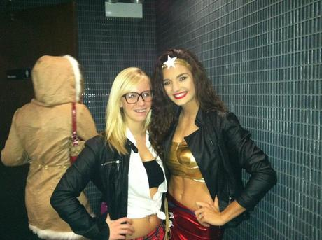 Illinois-Chicago Cheerleader Maria Is The Sexiet Oboe Player Ever