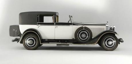 1931 Hispano-Suiza H6C Coupe-Chauffeur by Saoutchik