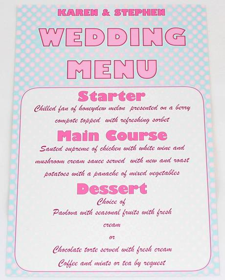 examples of wedding fonts compiled by Artemis Stationery (5)