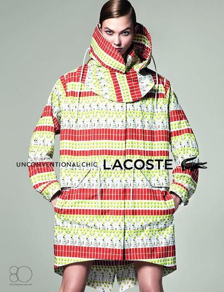 Karlie Kloss for Lacoste Spring 2013 Campaign by David Sims