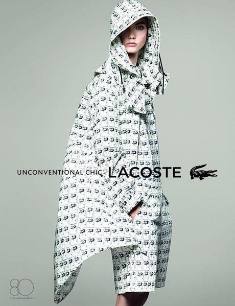 Karlie Kloss for Lacoste Spring 2013 Campaign by David Sims4