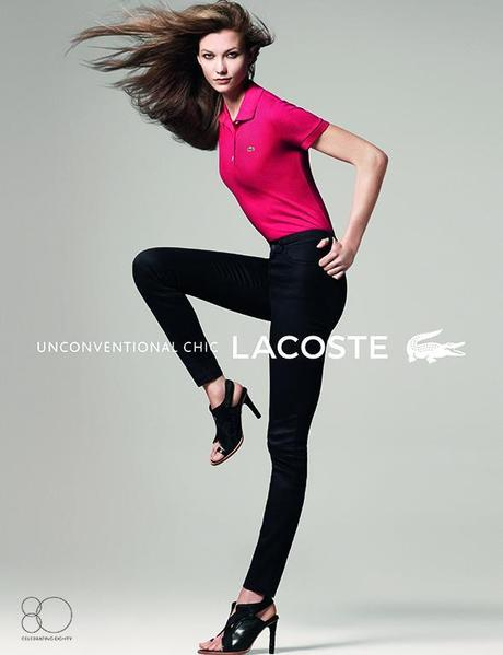 Karlie Kloss for Lacoste Spring 2013 Campaign by David Sims2