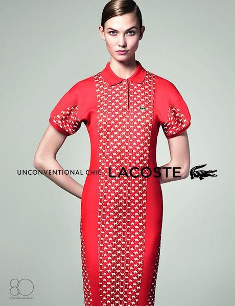 Karlie Kloss for Lacoste Spring 2013 Campaign by David Sims3