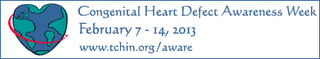 Why I Give My Heart to CHDs (Congenital Heart Defect Awareness Week, Feb. 7-14)